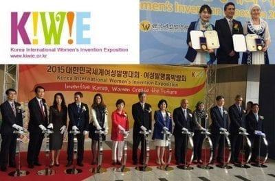 Pameran Ciptaan Wanita Antarabangsa Korea