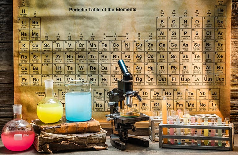 Chemical inventions 2014