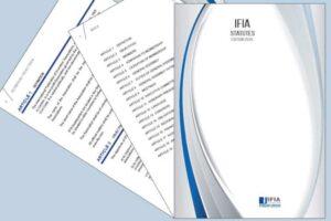 IFIA stadgar ändring