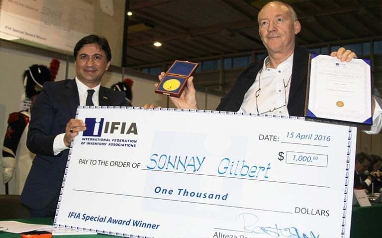 ifia cash prize recipients top inventions in exhibitions
