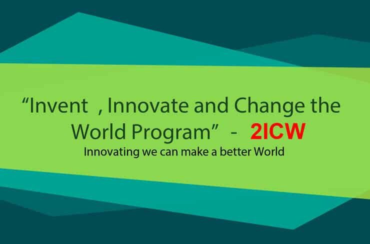 2icw invent innovate and change the world global program, Presentation templates