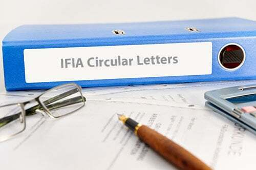 IFIA circular letters 2006