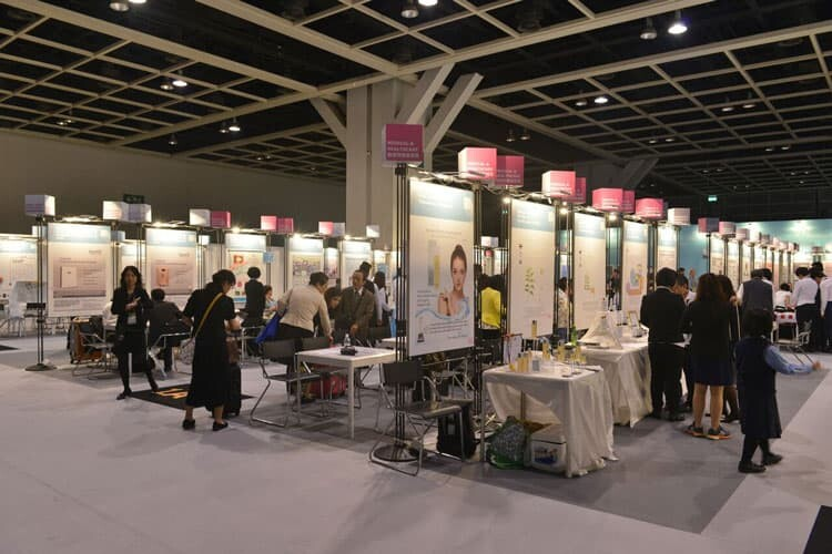 Booth Exhibits in IIIC