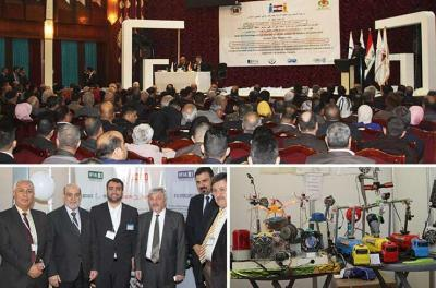 Energy se ferre Iraq Innovation