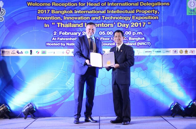 Secretary General of National Research Council of Thailand