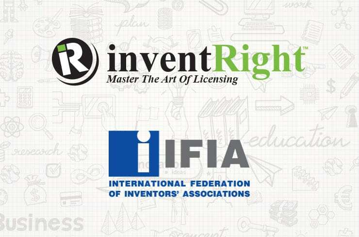 IFIA与inventRight合作