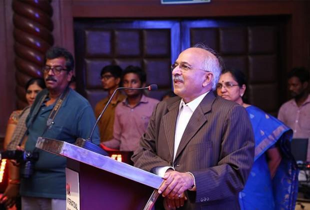 Dr. S. Rao, Presiden Persatuan Inovator India Menyampaikan Ucapan
