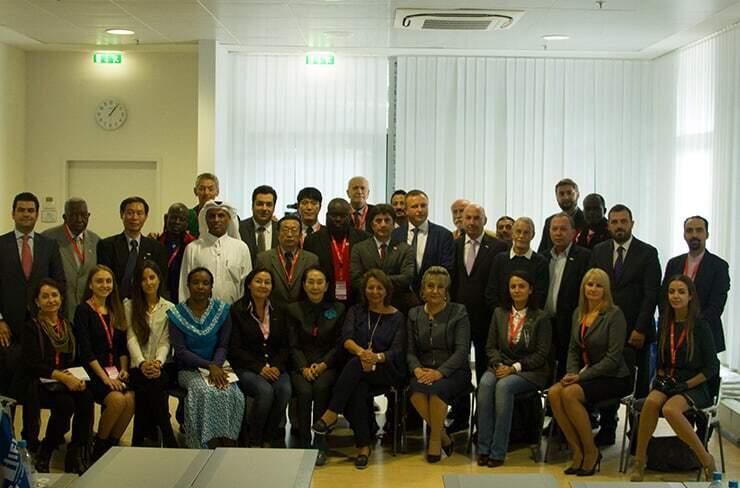 IFIA Presidency candidacy