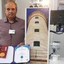 Herr Boris Ukic, uppfinning: PUNTAR LIGHT B22-d, från Kroatien