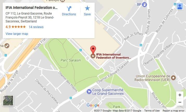 ifia map