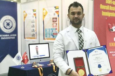 Inventor: Mehdi Bashiri From: Istanbul Aydın University Title of invention : Smart OPG