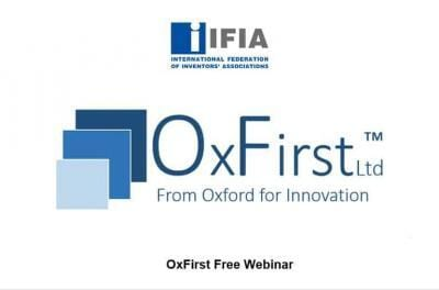 OxFirst free webinar