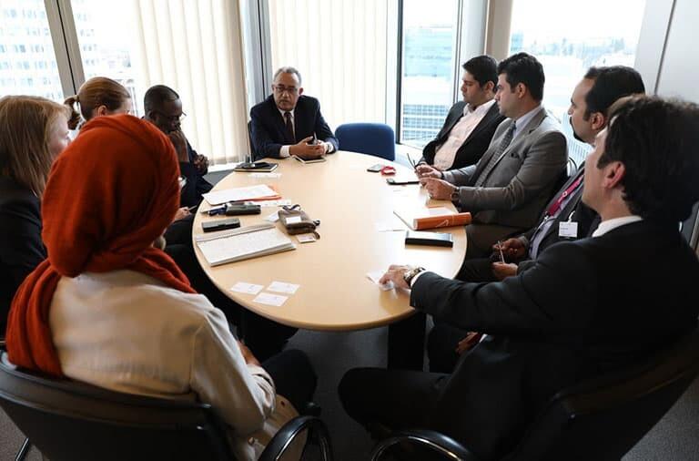 IFIA & WIPO GREEN MEETING IN WIPO HEADQUARTERS