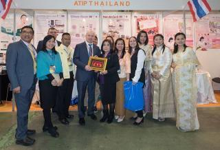 Women Inventors from Thailand in Archimedes 2018