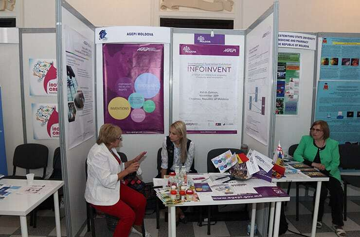 Inventors from Moldova in Euroinvent 2018