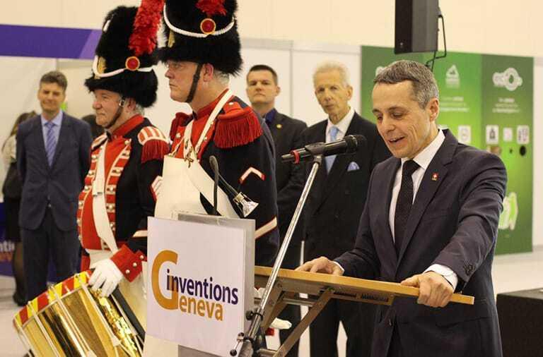 Geneva Inventions 2018 Opening Ceremony