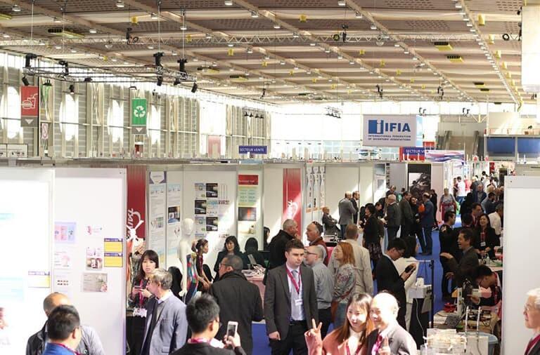 Visitors in Geneva Inventions 2018