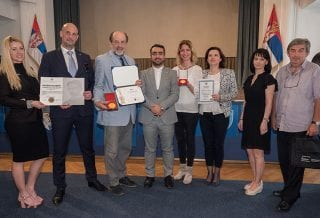 IFIA Medal Winners in Belgrade 35th International Exhibition of Inventions