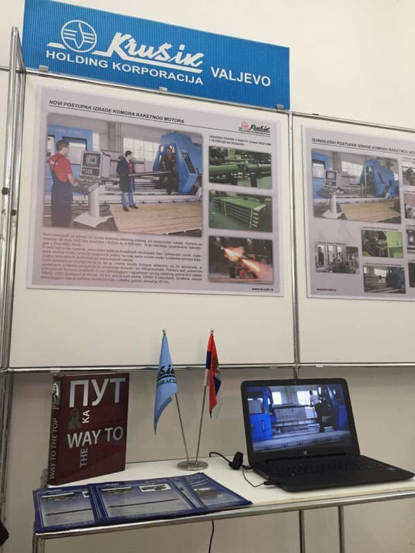 Innovations showcased in Belgrade 35th International Exhibition of Inventions