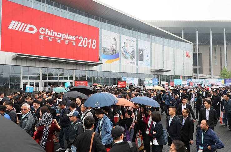 CHINAPLAS 2018 visitors