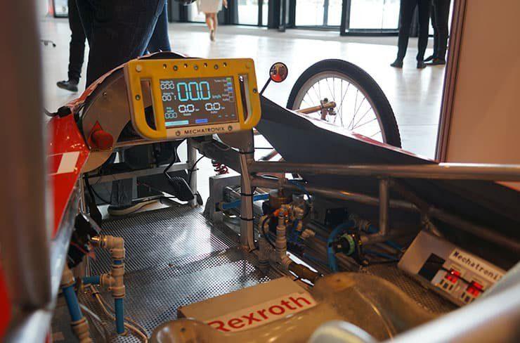 Innovative technologies showcased in INTARG