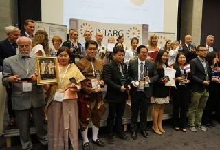 Award Winners in INTARG 2018