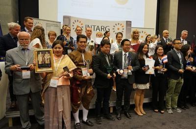 Award Winners in INTARG 2018