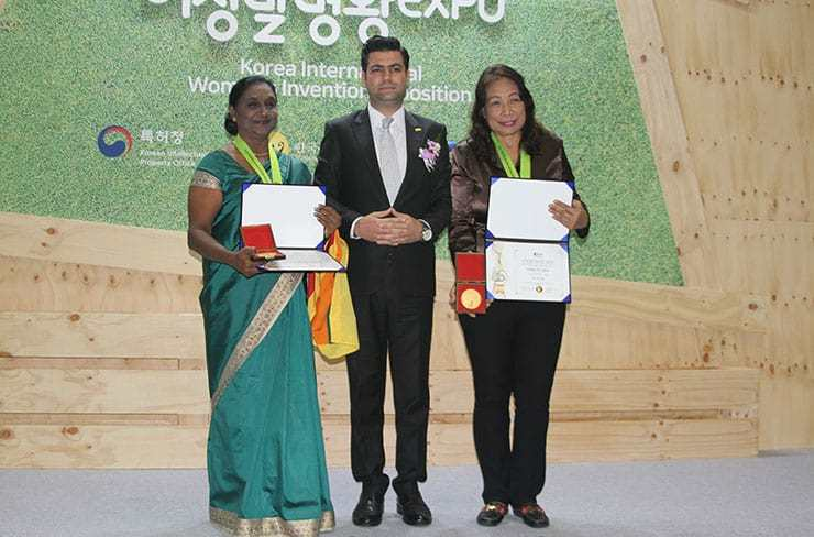 Pemenang Pingat IFIA di KIWIE 2018