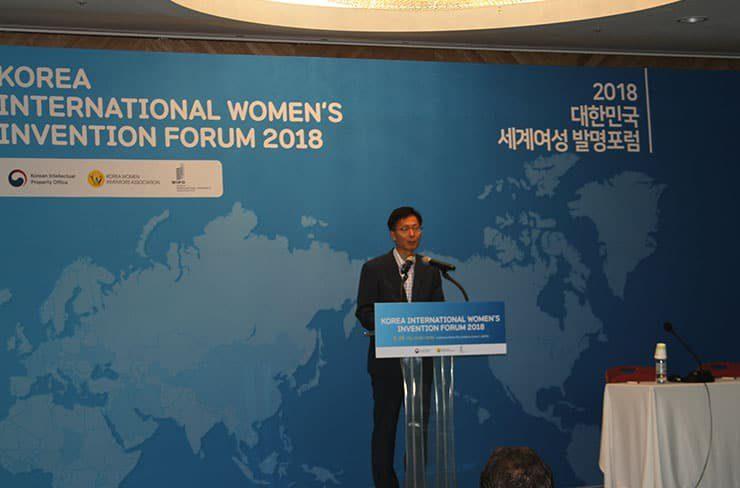 Representative of Korean Intellectual Property Office (KIPO)