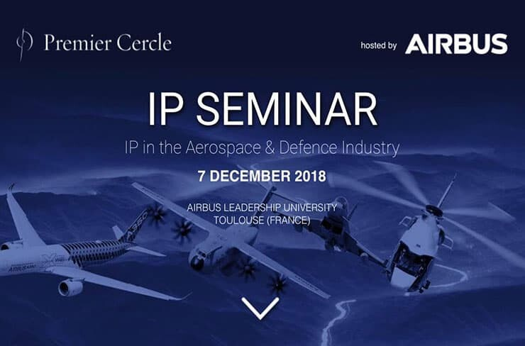 Airbus IP Seminar 2018