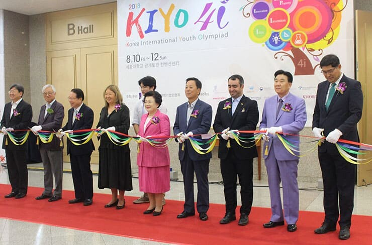 KIYO 2018 Opening Ceremony