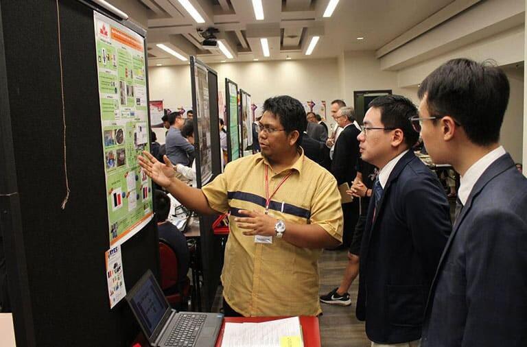 Exhibitors in iCAN 2018