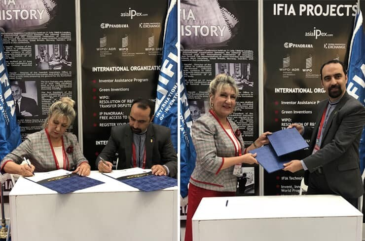 Iraqi Society and Nofan Institute sign MOU