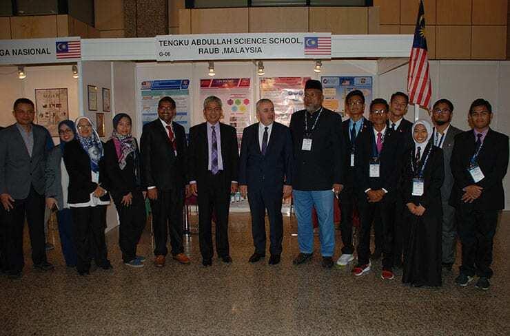Malaysian Innovators in ISIF'18