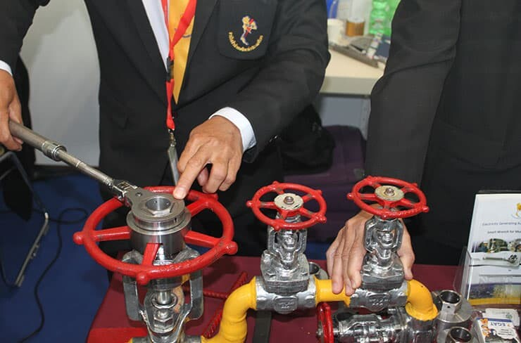Innovative products displayed in iENA 2018
