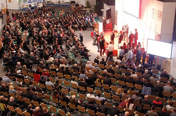 InternationalInvention FairiENA 2018 Award Ceremony
