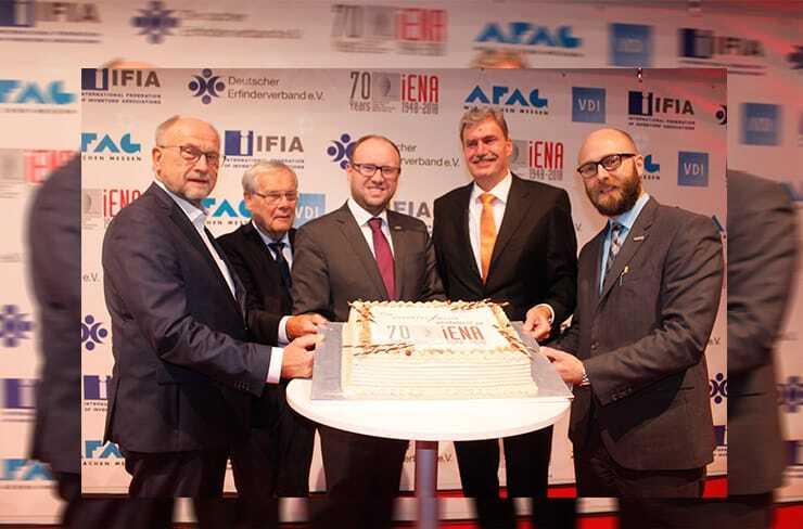 iENA 2018 70th Anniversary