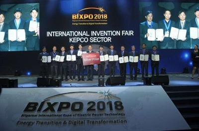 Bitgaram International Exposition of Electric Power Technology 2018