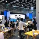 Inventors and visitors in SmartBiz Expo 2018