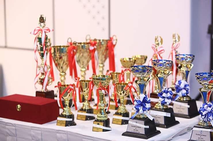 IIDC 2018 Awards