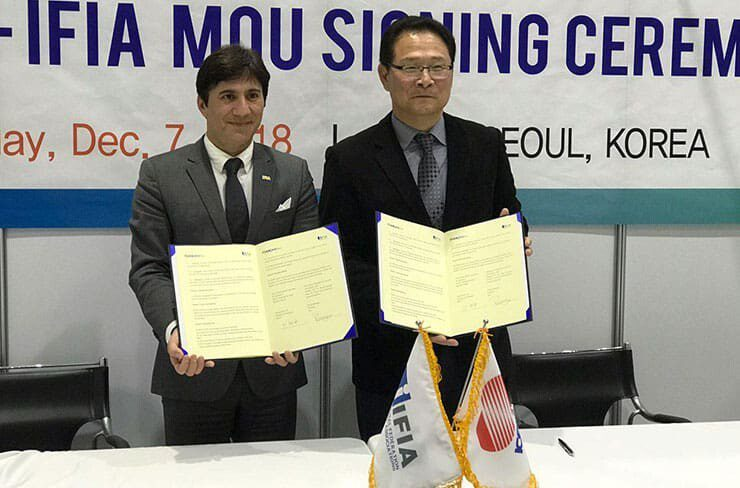 IFIA & KEPCO extended collaboration