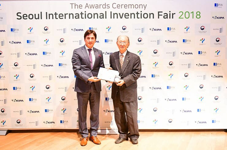 IFIA Best Invention Medal Winners