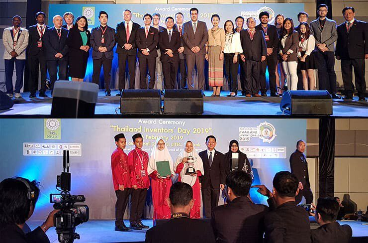 Thailand Inventor's Day 2019 Award Ceremony