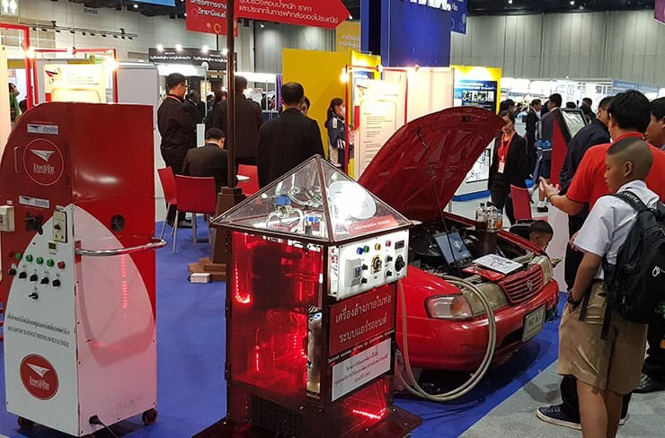 Innovations Showcased in Bangkok Invention Exposition
