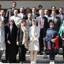 Ambasador Szwajcarii w Iranie spotkał młodych irańskich wynalazców
