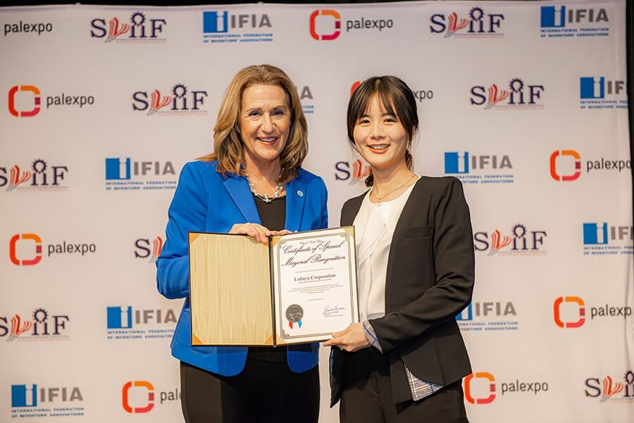 Official Award Ceremony of the Silicon Valley International Invention Festival (SVIIF 2019)