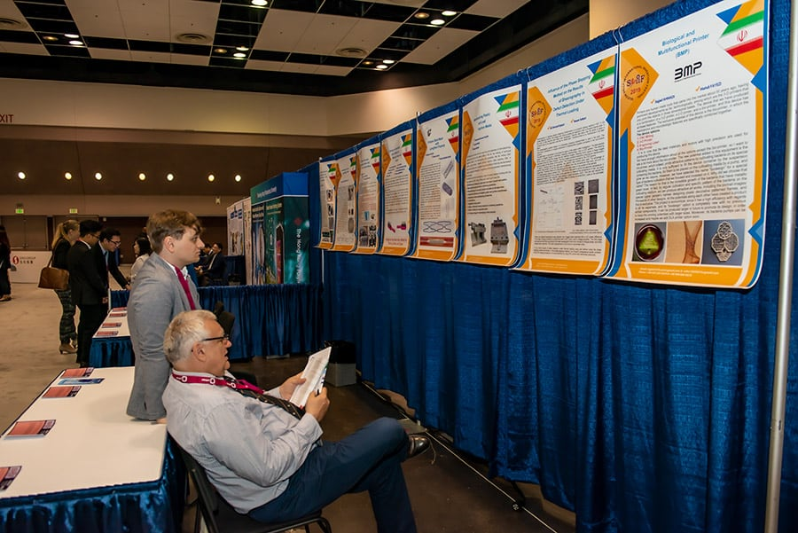 Evaluation of Inventions by Jury Board of the Silicon Valley International Invention Festival