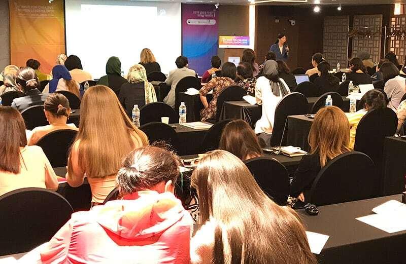 KIWIE Academy, IP Wave for Creative Women Leaders 2019