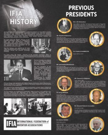IFIA HISTORY PREVIOUS PRESIDENT
