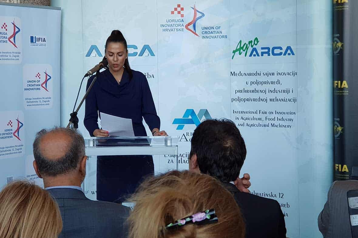 ARCA Award Ceremony, Zagreb, Croatia, 17 October 2019